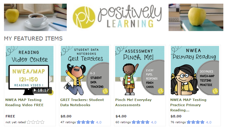 FREE Guided Practice Videos aligned with NWEA MAP Test from Positively Learning Blog