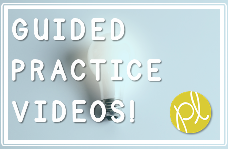 Guided Practice Videos
