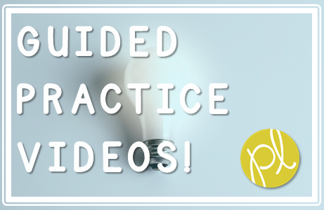 Positively Learning Guided Practice Free Video