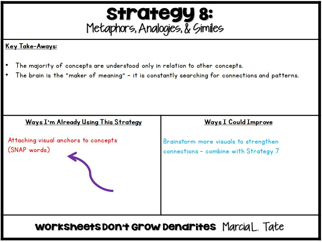 Positively Learning Book Study Worksheets Don't Grow Dendrites