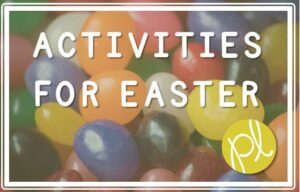 Favorite Easter Activities