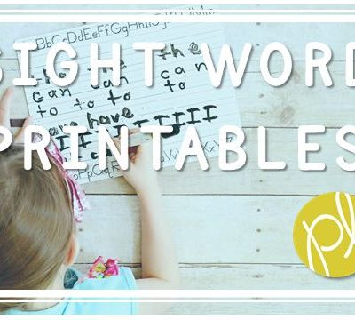 Sight Words ALL Year