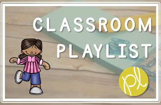 Music in the Classroom Playlist by Positively Learning