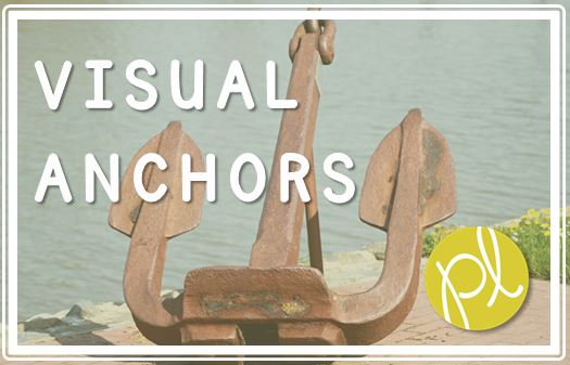 Positively Learning Visual Anchors