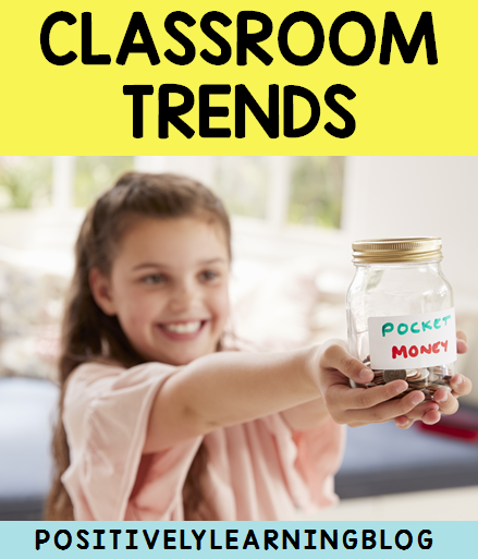How much should I spend on my classroom and which trends can I skip? From Positively Learning Blog