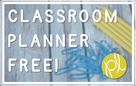 Positively Learning Grab this classroom set-up planner for free!