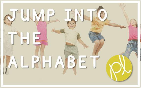 Jump Into the Alphabet