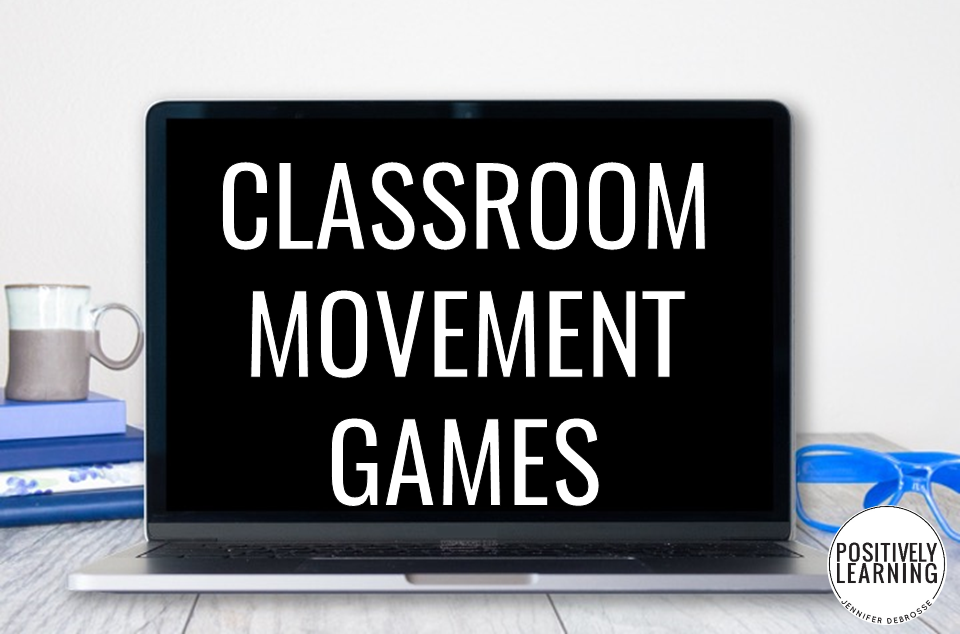 Get up and MOVE while matching letters and sounds. Add these classroom movement games to your small reading groups, centers, and even INDOOR RECESS!