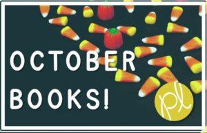 October Books!