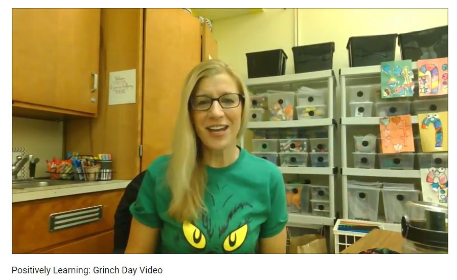 Grinch Day Guided Reading by Positively Learning Blog