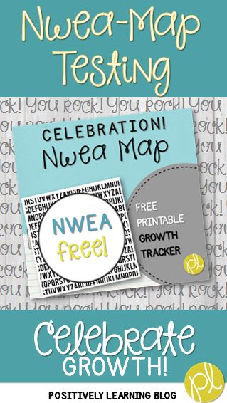NWEA MAP Testing Free printable download