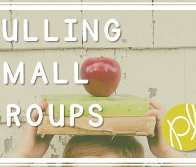Small Groups for Instruction