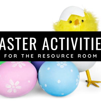Favorite Easter Activities