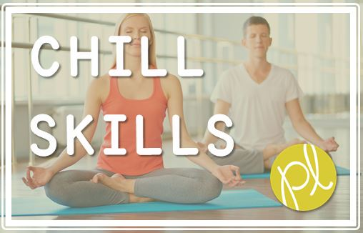 Chill Skills Support for behavior from Positively Learning