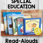 My favorite read aloud books for special education! From Positively Learning Blog