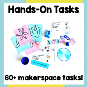 Makerspace Seasonal Toolbox for student-led learning. From Positively Learning