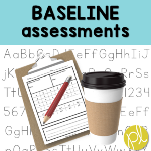Quick Baseline Assessments for the first week of school! From Positively Learning
