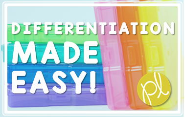 Differentiation five ways all at the same time? Here's my tips, plus a FREE game to download! From Positively Learning Blog