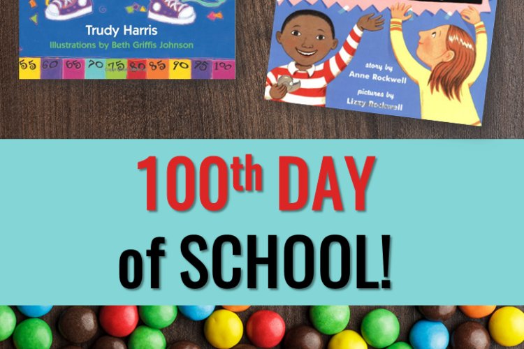 Learn how we add 100th Day of School fun to our Guided Reading lessons and grab this free download! From Positively Learning Blog