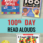 Happy 100th Day! Download these free resources to celebrate one hundred days of learning! From Positively Learning Blog