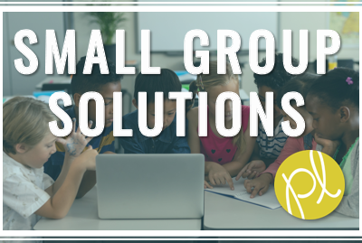 Small Group Planning