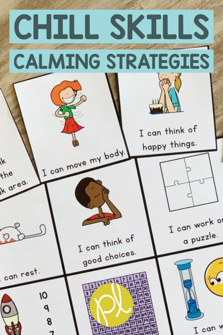Calming Strategies for Students