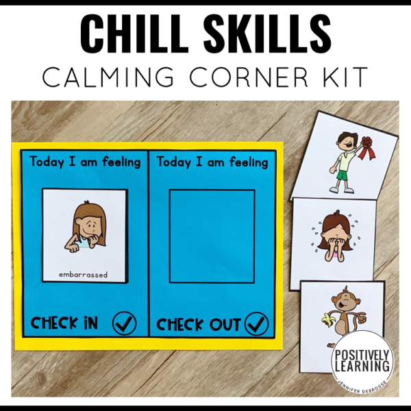 Chill Skills Calming Strategies