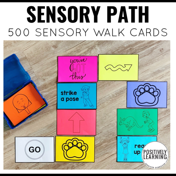 Sensory Path Hallway Kit