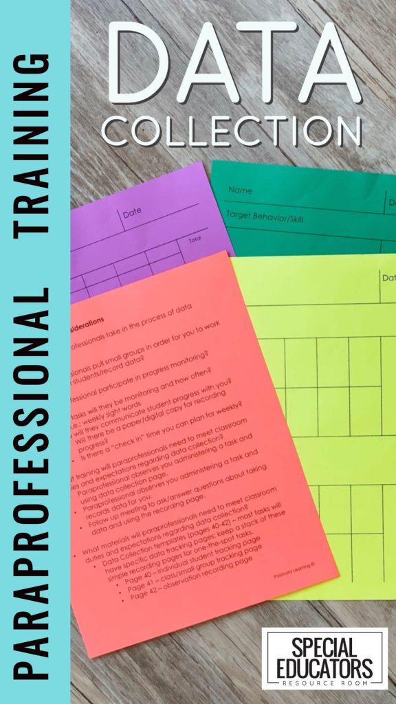 Paraprofessional Handbook