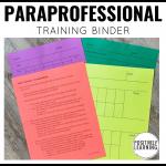 Paraeducator Manual