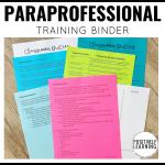 Let Paraprofessionals Shine