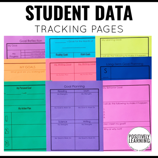 Data Tracking in Special Education