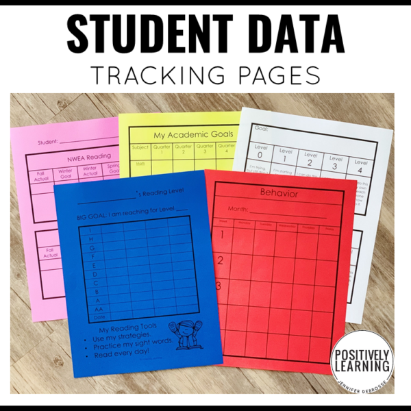 Special Education Data Tracking