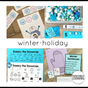 Winter and Holiday