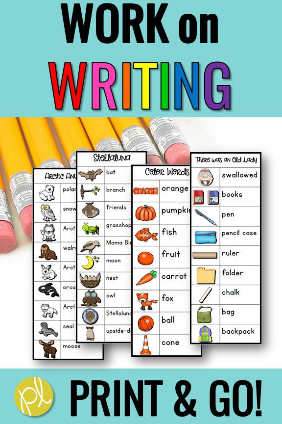 Independent Writing Centers