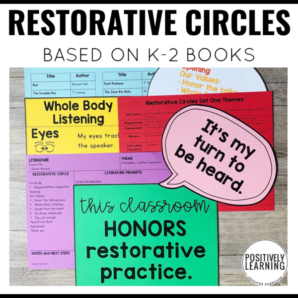 Getting started with restorative justice