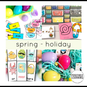 Spring and Holiday