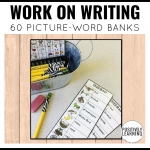 Easy Writing Centers