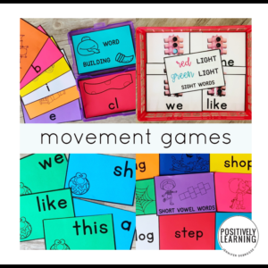 Movement Games