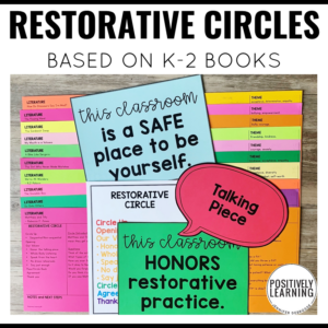 Restorative Practice Questions