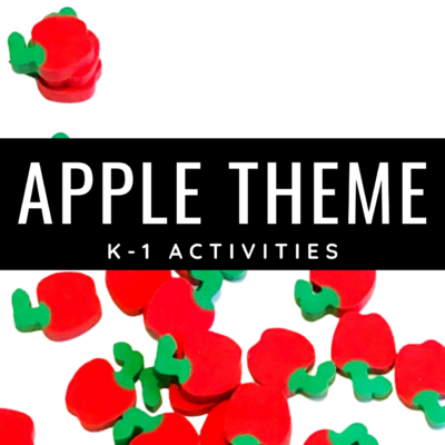 Apple Week in the Special Education Classroom