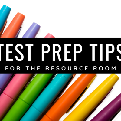 5 Test Prep Steps I Always Teach My Students