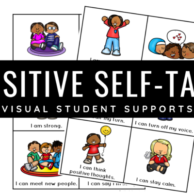 Positive Self Talk for Students