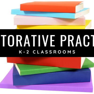 Restorative Practice Books